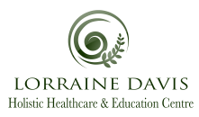 lorraine davis holistic healthcare and education centre logo
