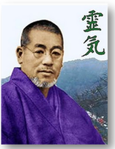 Dr. Usui founder of Reiki healing